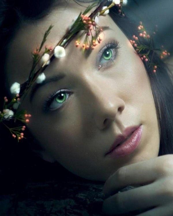 magnifique regard