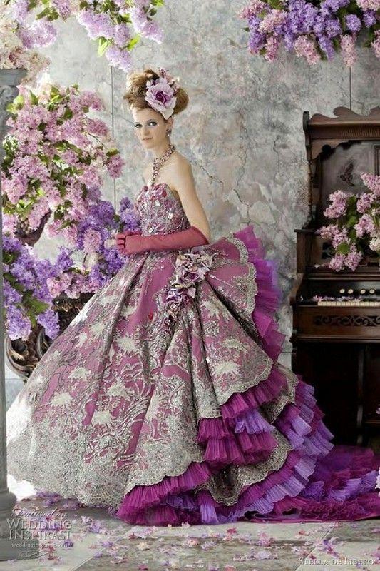 belle robe de princesse