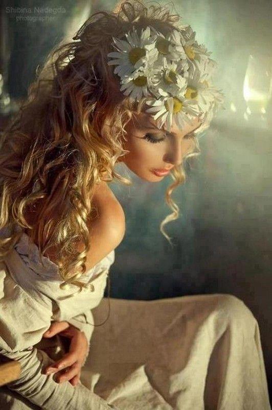 belle rêveuse