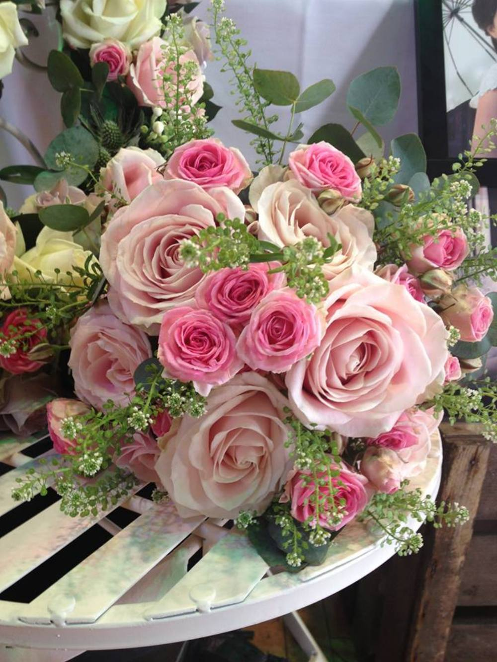 Bouquet floral for Composition florale
