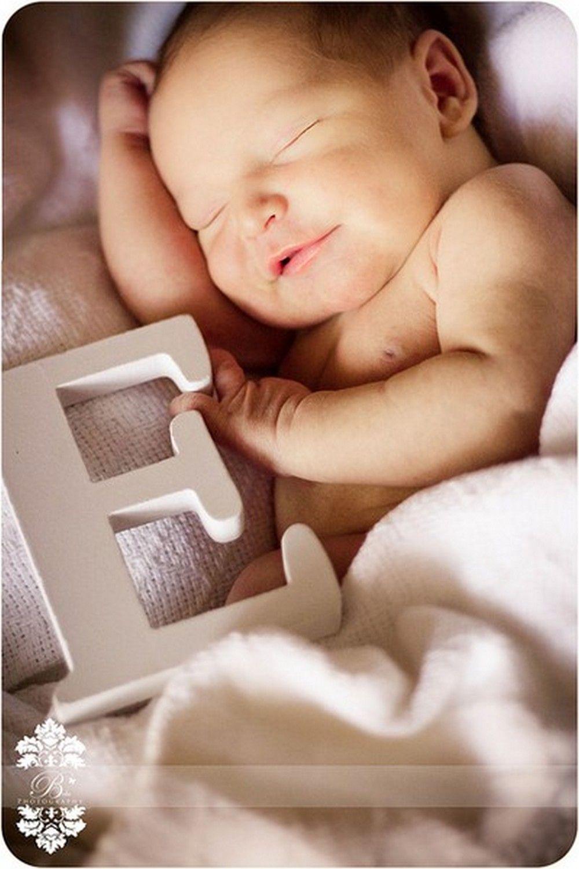 Идеи фото новорожденных детей в домашних