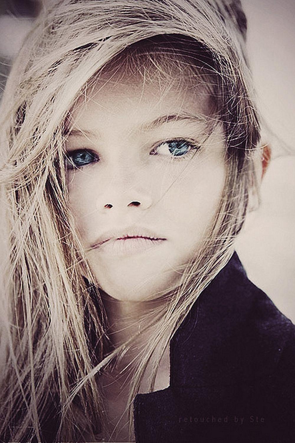 Самая молодая модель фото 14 фотография
