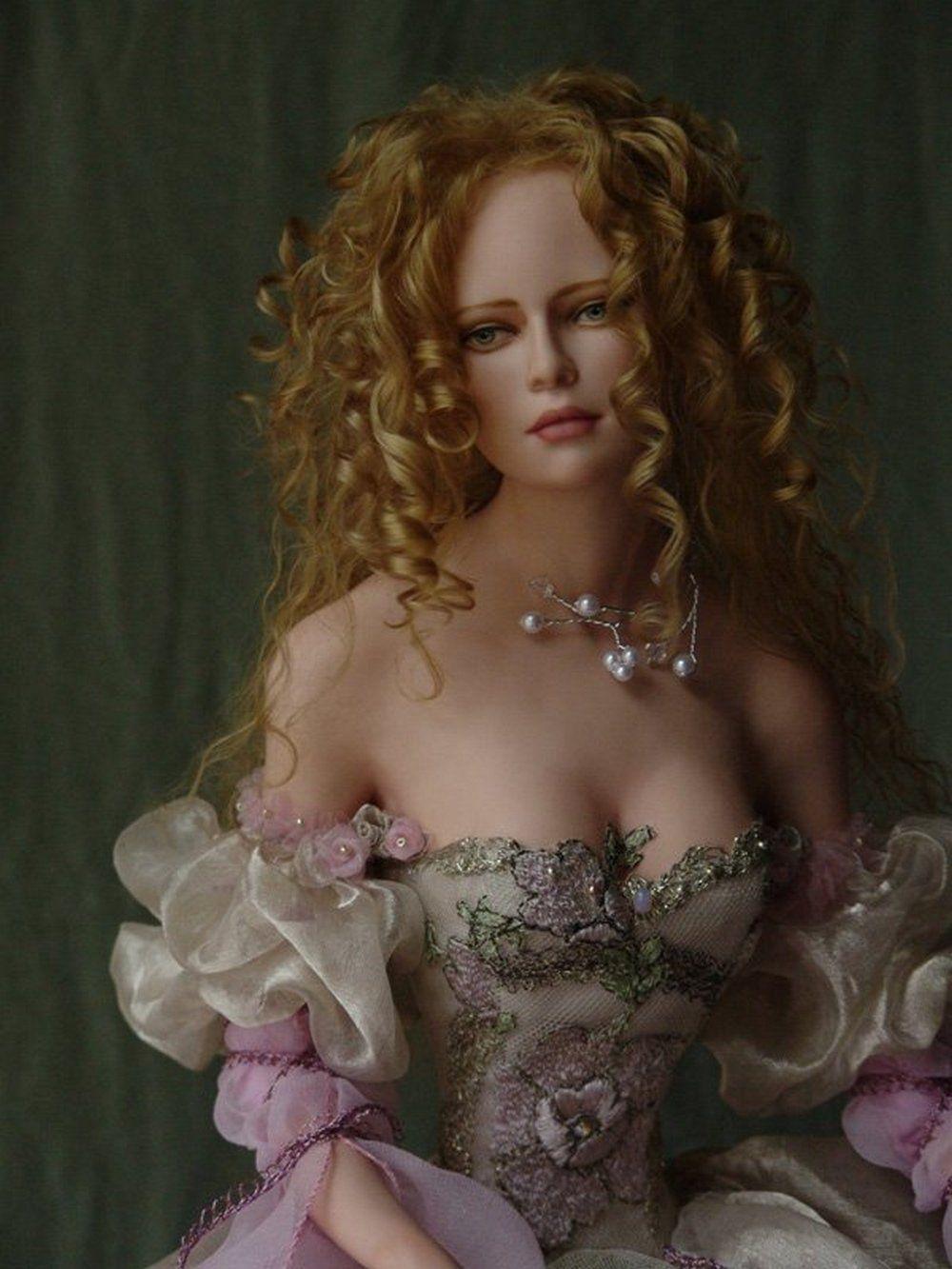 Самая красивая кукла в мире 12 фотография